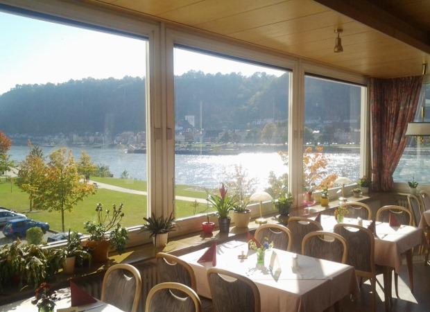 Panorama-Restaurant im Hotel Colonius